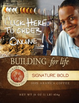 Builders Blend Coffee